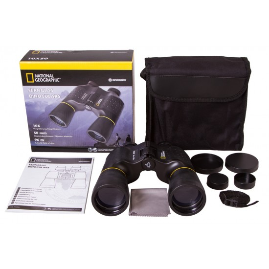 Binocolo Bresser National Geographic 10x50