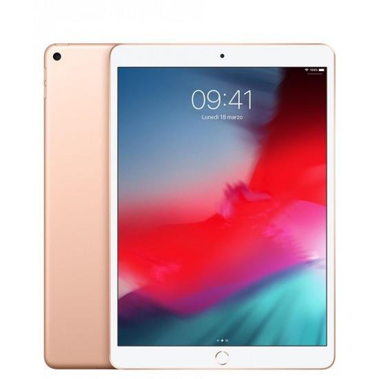 iPad Air 10.5 Wi-Fi 256 GB - Gold - MUUT2TY⁄A Garanzia Italia