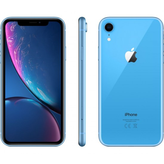 iPhone XR 64GB Blue Garanzia Italia MRYA2QL⁄A