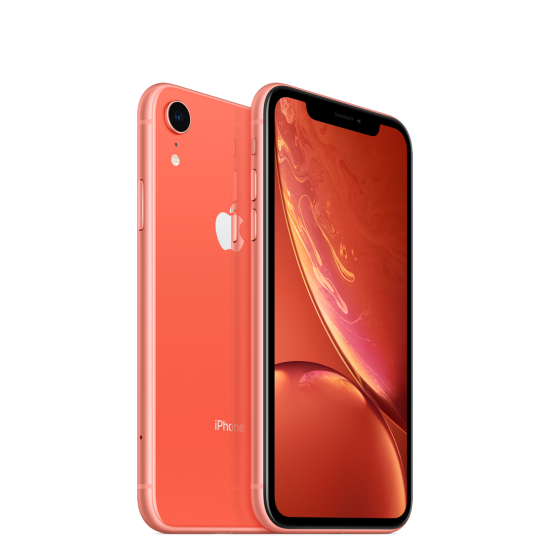 iPhone XR 64GB Corallo Garanzia Italia MRY82QL⁄A