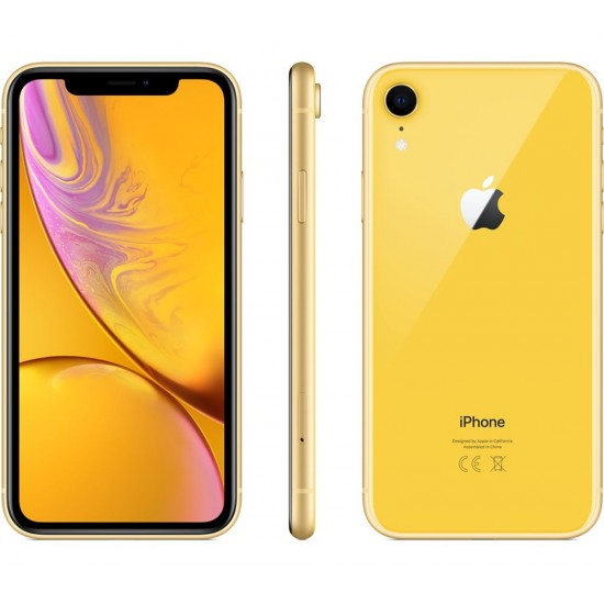 iPhone XR 64GB Yellow Garanzia Italia MRY72QL⁄A