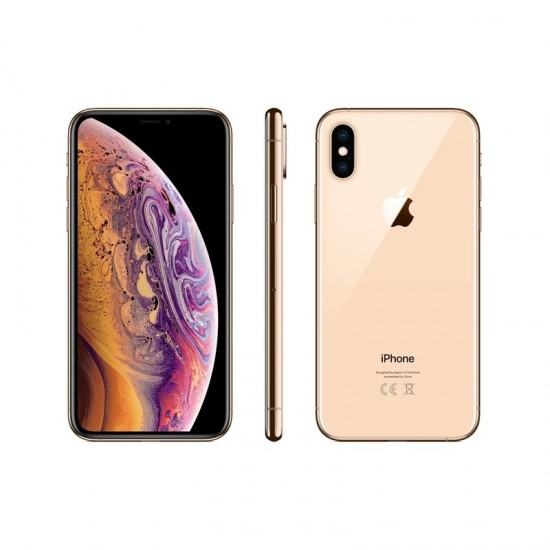 iPhone XS Max 64GB Oro Gold Garanzia Italia MT522QL⁄A