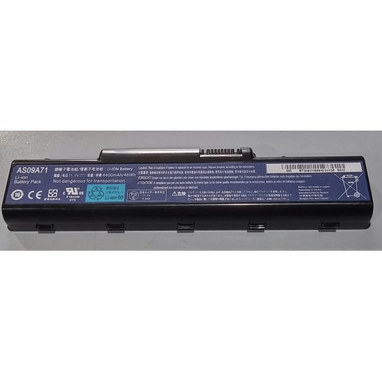 BATTERIA Compatibile ACER AS09A31 AS09A41 AS09A56 AS09A61 AS09A71 AS09A73 AS09A75 AS09A90 ASO9A31 ASO9A41 ASO9A56 ASO9A61 ASO9A71 ASO9A73 ASO9A75 ASO9A90