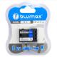 Blumax batteria compatibile per CANON NB-2L NB-2LH 780mAh EOS 350D 400D