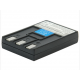 Blumax batteria compatibile per CANON NB-3L NB-3LH IXUS 700 750