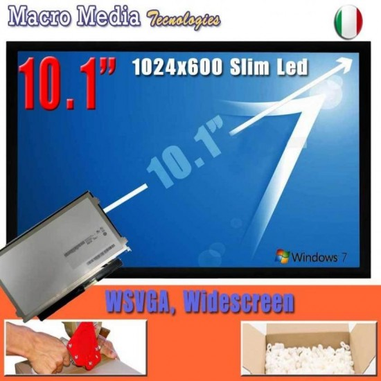 DISPLAY LCD LED DA 10,1 ACER ASPIRE ONE D255-2BQrr