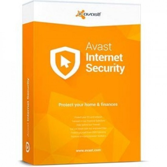 Avast Internet Security 1 PC 1 Anno ESD