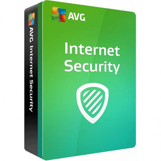 AVG Internet Security 10 dispositivi 1 Anno ESD