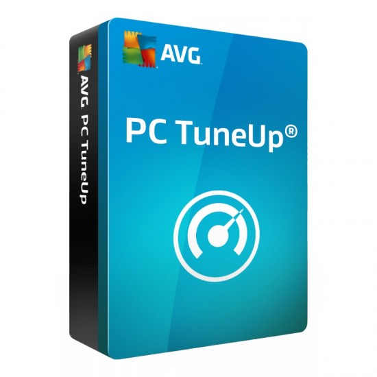 AVG PC TuneUp PC Illimitati 1 Anno ESD