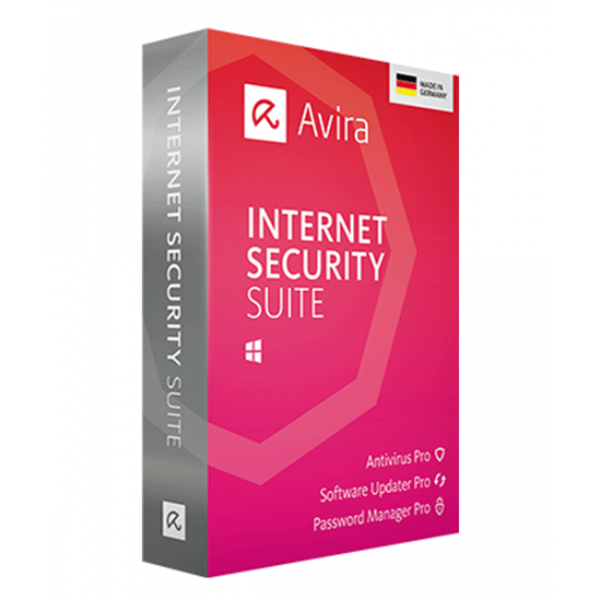 Avira Internet Security 1 Computer 1 Anno ESD