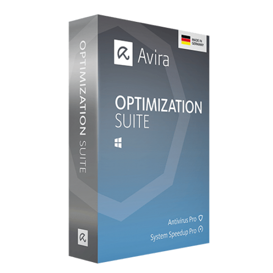 Avira Optimization Suite 3 Computer 1 Anno ESD