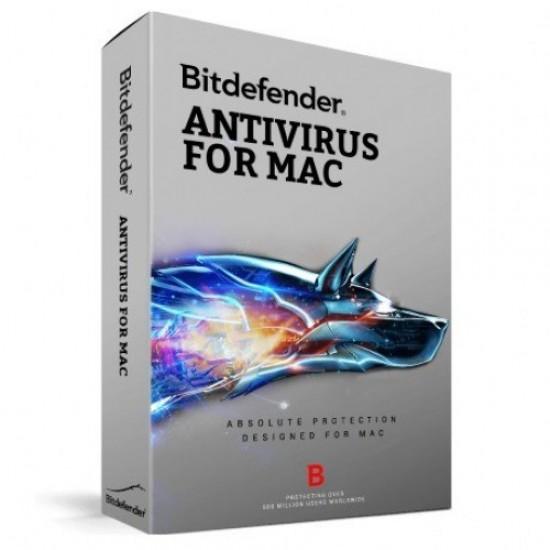 BitDefender Antivirus per MAC 2019 1 Mac 1 Anno ESD