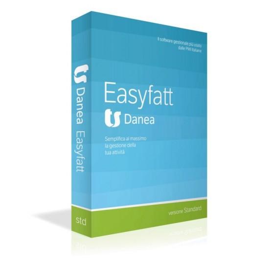 Danea EasyFatt Standard Gestionale Fattura Elettronica ESD