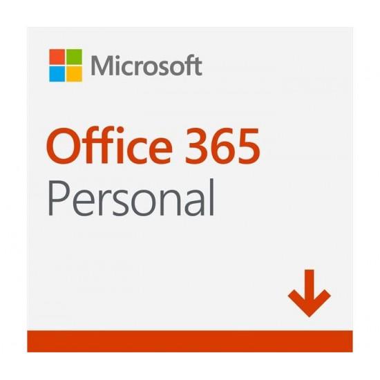 Microsoft Office 365 Personal -  1 Utente - Abbonamento di 12 Mesi per PC, Mac invio ESD