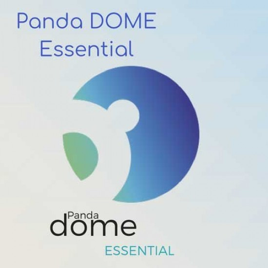 Panda Dome Essential PC Computer Illimitati 1 Anno ESD